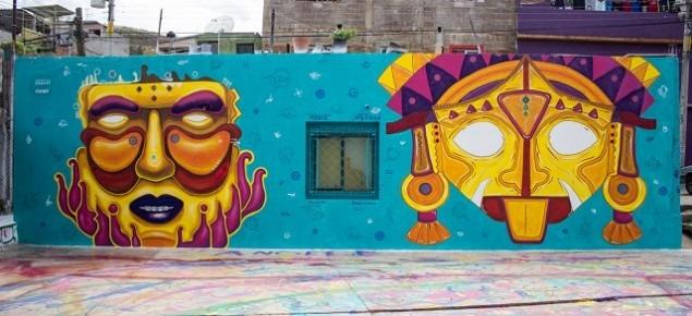 Cultura Zacatecana Plasmada En Ciudad Mural Zacatecas