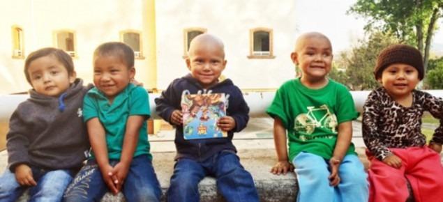 Entre 5 y 6 mil casos nuevos de cáncer infantil al año en México