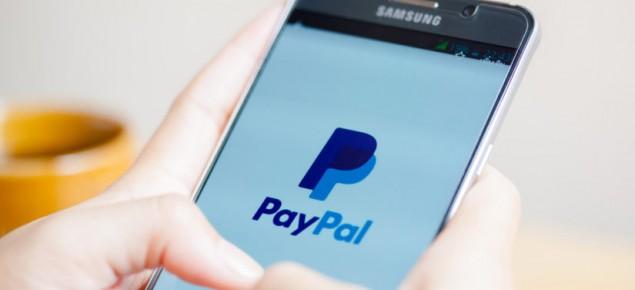 Paypal E Börse